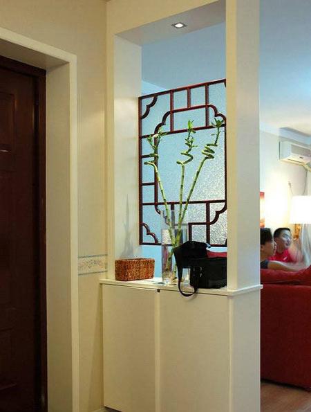 入门最美风景展示 靓丽玄关装修效果图 高清图片