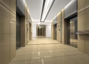 办公空间电梯间