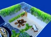 花园现代简约