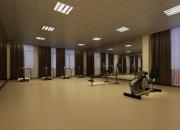 健身房效果图