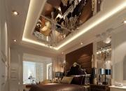 欧式复式卧室