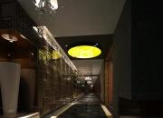 酒店餐饮走廊
