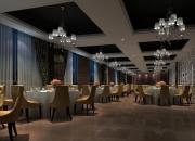 酒店餐饮宴会厅