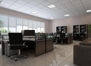 办公空间办公室