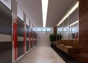 办公空间卫生间