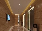 酒店餐饮电梯间
