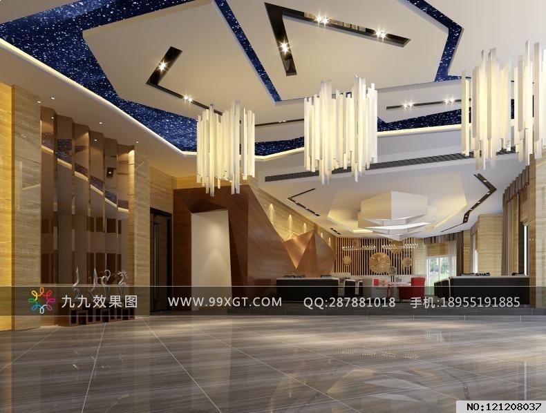 商业展厅售楼部