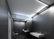 现代简约别墅卫生间