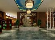 商业展厅大厅