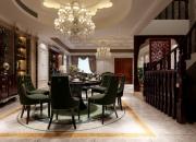 欧式平层餐厅
