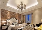 欧式平层卧室