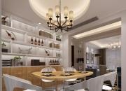 现代简约平层餐厅