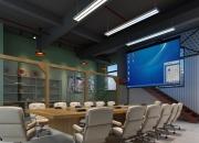 商业展厅会议室