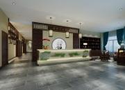 效果图风格:商业展厅大厅