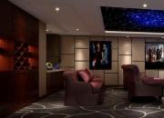 效果图风格:欧式平层休闲室