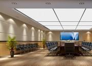 效果图风格:办公空间大厅